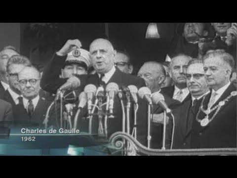 Élysée-Vertrag 1963: Deutsch-französischer Freundscha ...