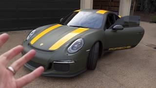 El Problema con mi Porsche 911R | Salomondrin