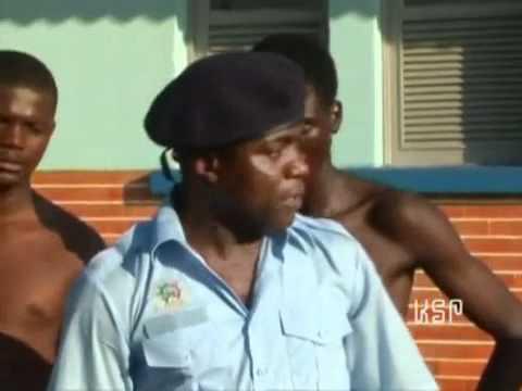 O Polícia mais Lixado de Angola