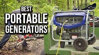 8. Top 5 Best Portable Generators of 2017