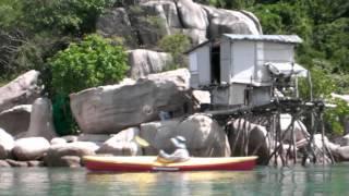 Dam Mon Vietnam  City pictures : Pakboat Kayak dans la baie de Dam Mon (Vietnam)