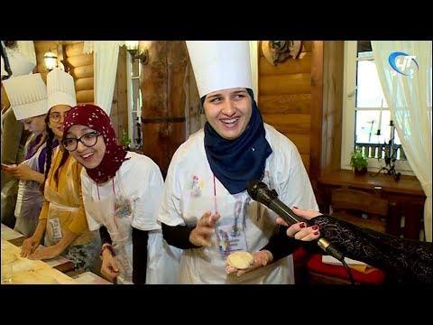 Великий Новгород принимает участников Всемирного фестиваля молодежи и студентов