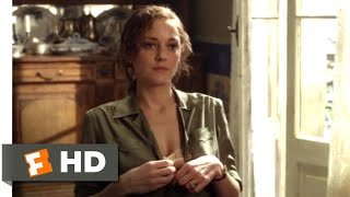 Allied (2016) - Testing Your Resolve Scene (2/10) | Movieclips