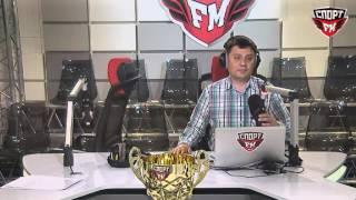 100% Футбола с Василием Уткиным и Лигой чемпионов. 24.08.2016