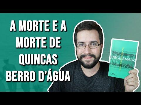 A morte e a morte de Quincas Berro D'Água, de Jorge Amado - Resenha