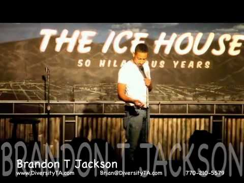 Brandon T. Jackson - College Comedy promo