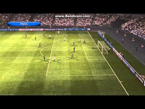 PES 2013 Uefa Champions League FINAL Chelsea vs Barcelona