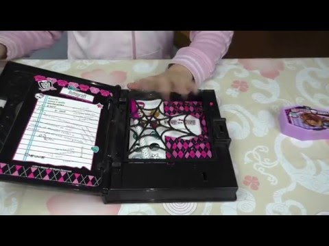 Il Mio Diario Monster High By Sharon Kawaii