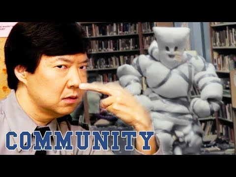 Changlorious Basterds & The Pillow Man | Community