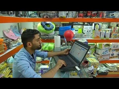 Afghanistan: Einkaufen ohne Angst - der Online-Handel ...