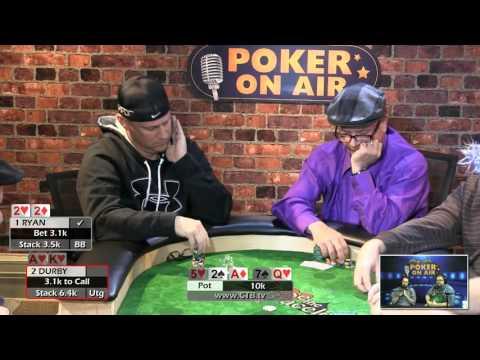 S5G11P2  CTB Chase The Bracelet Season 5 Poker On Air