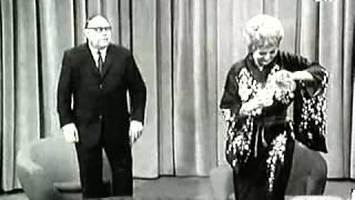 Heinz Erhard, Theaterstück Mit G