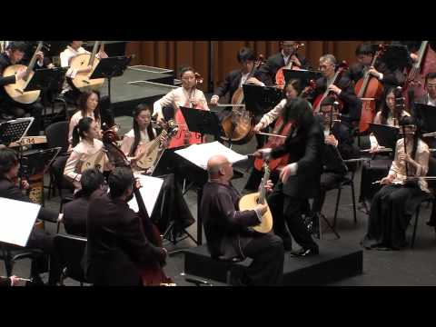 Custódio Castelo live with The Macao Orchestra
