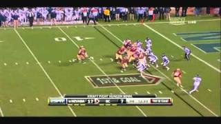 Dontay Moch vs Boston College (Kraft Fight Hunger Bowl 2011) vs  Boston College  (2011)