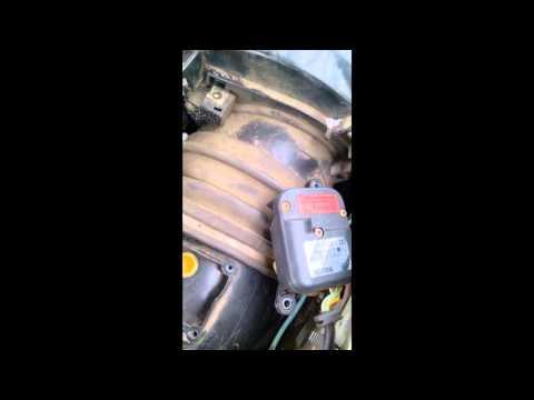 Замена мотора печки ауди 100 45 кузов фотка