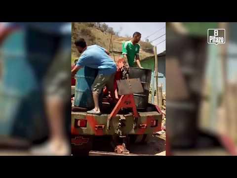 Venezuela: Se incendia una de las favelas más grandes de América Latina (VIDEO)