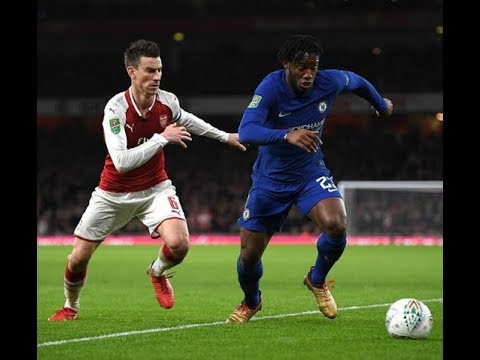 Arsenal VS Chelsea 2-1 *All Goals and Extended Highlights HD QUALITY
