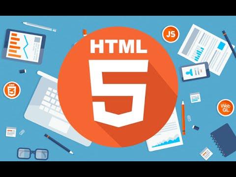 1- HTML5 Structure|| مقدمة وهيكلة الصفحة
