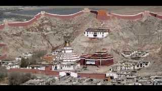 Xigaze China  city pictures gallery : Gyantse Kumbum in Gyangze, Xigaze, Tibet, China