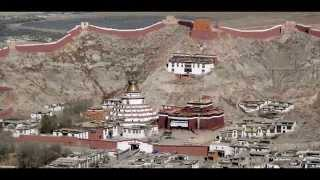 Xigaze China  city photos : Gyantse Kumbum in Gyangze, Xigaze, Tibet, China