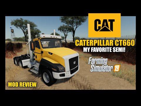 Caterpillar Ct660 v2.0