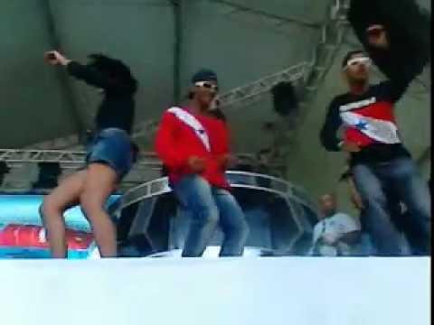 PONGA E NEGUINHO NO BALANÇO GERAL COM GANGUE DO ELETRO (NOVO)