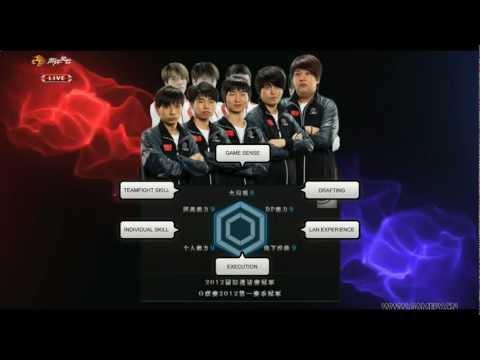 LGD vs iG - G-League Semifinals - Game 1 (BTS)