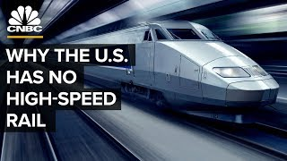 Video Why The US Has No High-Speed Rail MP3, 3GP, MP4, WEBM, AVI, FLV Juni 2019