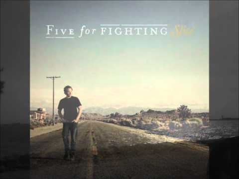 This Dance - Five For Fighting (Lyric)