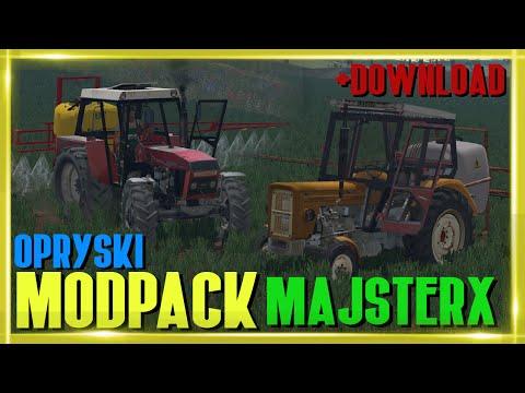 POLSKIE OPRYSKI Pack by MajsterX