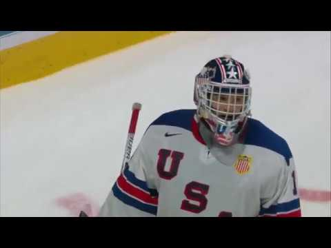 2017 WJC: Highlights from USA's 4-3 SO Win Over Russia in the Semifinals