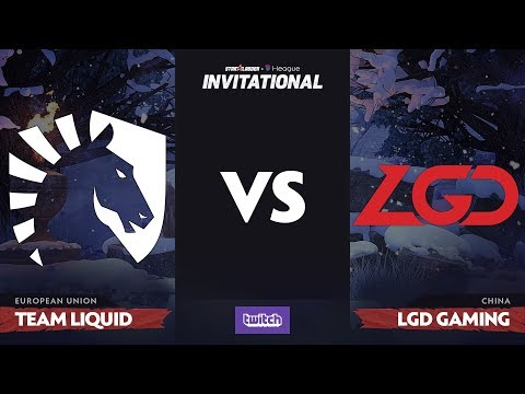 Team Liquid против LGD Gaming, Первая карта, Grand Final SL i-League Invitational S4