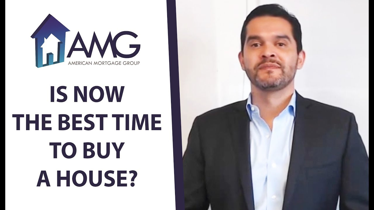 Why Right Now Is the Best Time to Buy