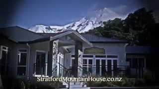Stratford New Zealand  city photos : Mountain Retreat - Taranaki - New Zealand -Stratford Mountain House