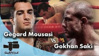 Gokhan Saki & Gegard Mousasi Sparring | FULL FIGHT | Highlights. Rachid Pardo film