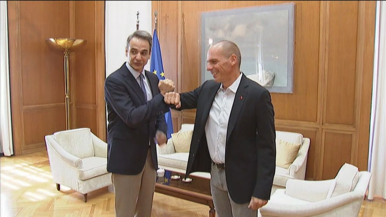 Συνάντηση του πρωθυπουργού με τον γραμματέα του ΜέΡΑ25