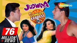 Nonton Judwaa  Hd     Salman Khan   Karisma Kapoor   Rambha   Hindi Full Movie    With Eng Subtitles  Film Subtitle Indonesia Streaming Movie Download