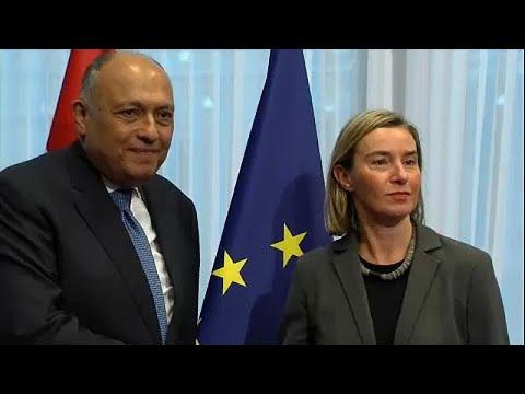 Προσέγγιση ΕΕ-Αιγύπτου με αστερίσκους
