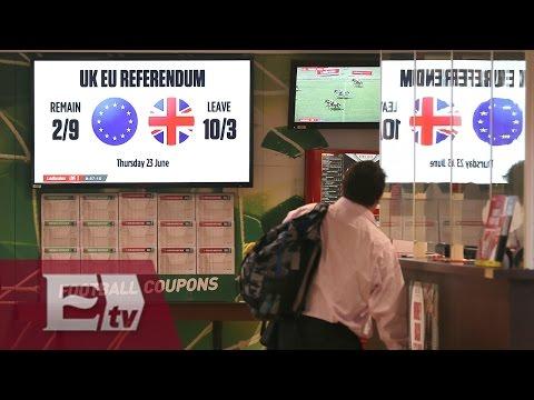 Miles de británicos deciden su permanencia en la Unión Europea