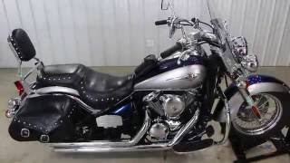 4. 2006 Kawasaki Vulcan 900 Walk Around