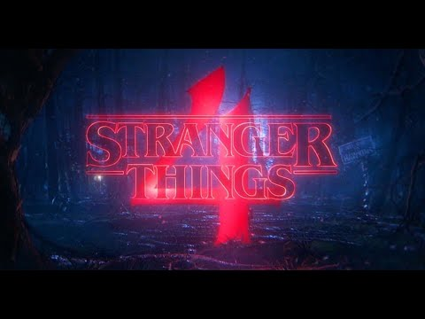 """Stranger things season 4(2021)first trailer concept""""We're not in Hawkins anymore""""Netfilx Series"""