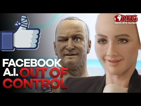 Facebook A.I. Robots shut down after creating their own language Artificial Intelligence facebook