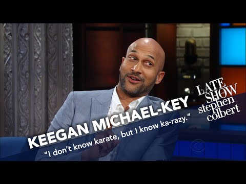 Keegan-Michael Key Is A Shakespearean-Trained Actor