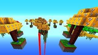 Minecraft LUCKY BLOCK Airborne PVP #6 with Vikkstar, Woofless, Preston&Lachlan