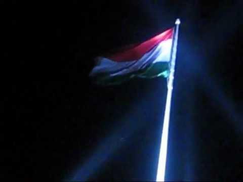 Самый большой флаг в мире (Душанбе, Таджикистан)