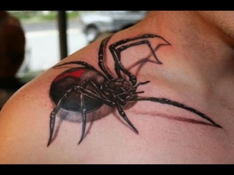 Best 3D tattoos in the world 2014 HD [ Part 2 ]  Amazing Tattoo Designs