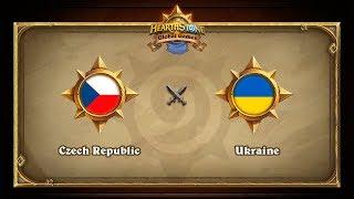CZE vs UKR, game 1