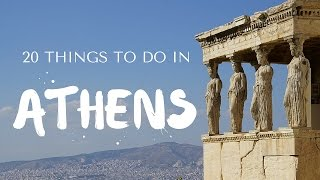 Athens Greece  city photos gallery : 20 Things to do in Athens Greece Travel Guide