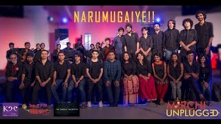 Video Narumugaiye | A.R.Rahman | Mirchi Unplugged MP3, 3GP, MP4, WEBM, AVI, FLV September 2018