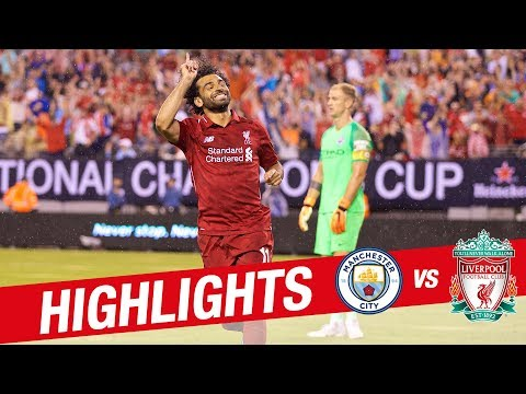 Highlights: Manchester City 1-2 Liverpool | Salah & Mane On Target At The Metlife